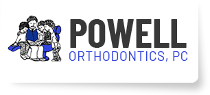 Powell Orthodontics Logo